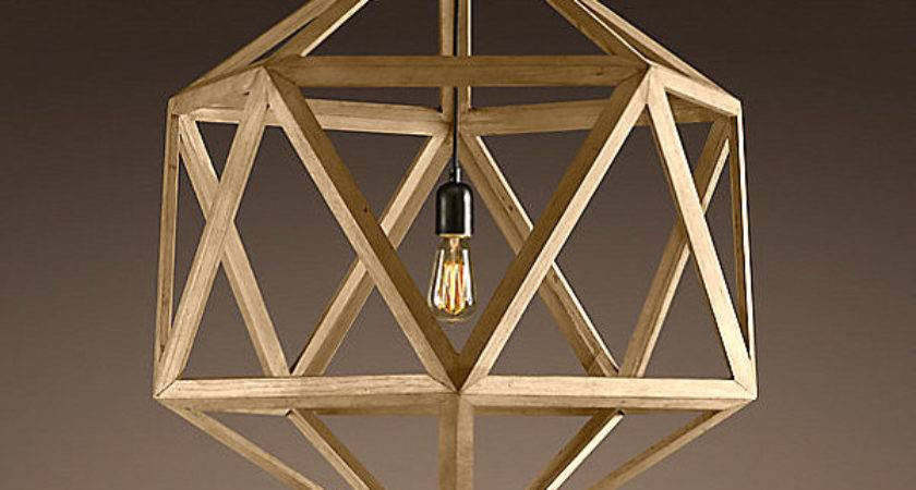 Wood Meets Geometric Design One Today Top Trends