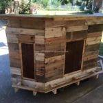 Wood Pallet Bar Furniture Projects