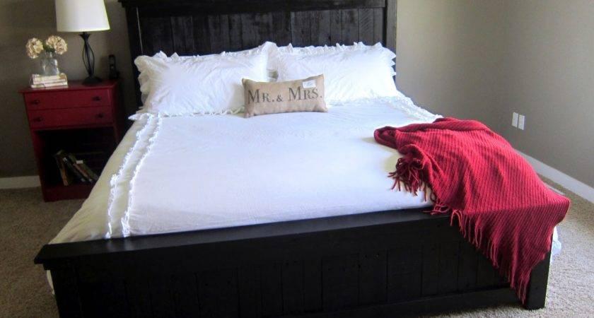 Wood Pallet Bed Simplykierste