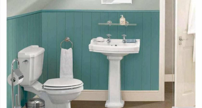 Wood Panel Bathroom