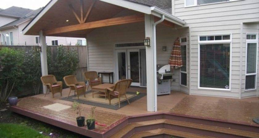 Wood Patio Cover Ideas Options Outdoor
