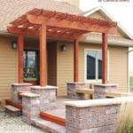 Wood Plastic Composite Decking Outdoor Living Space