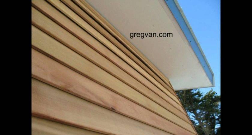 Wood Siding Brad Nailing Tips House Construction