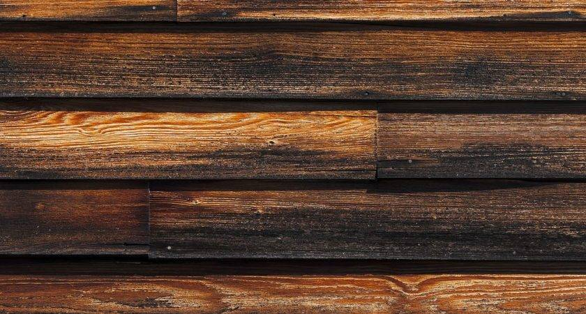 Wood Siding Old Style