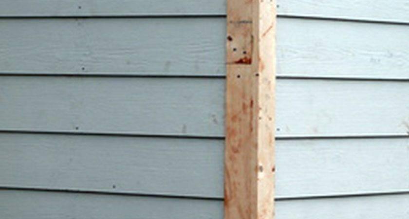 Wood Siding Replace