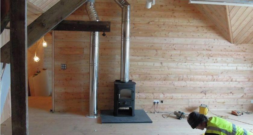 Wood Stove Chimney Cap Flue Karenefoley Porch