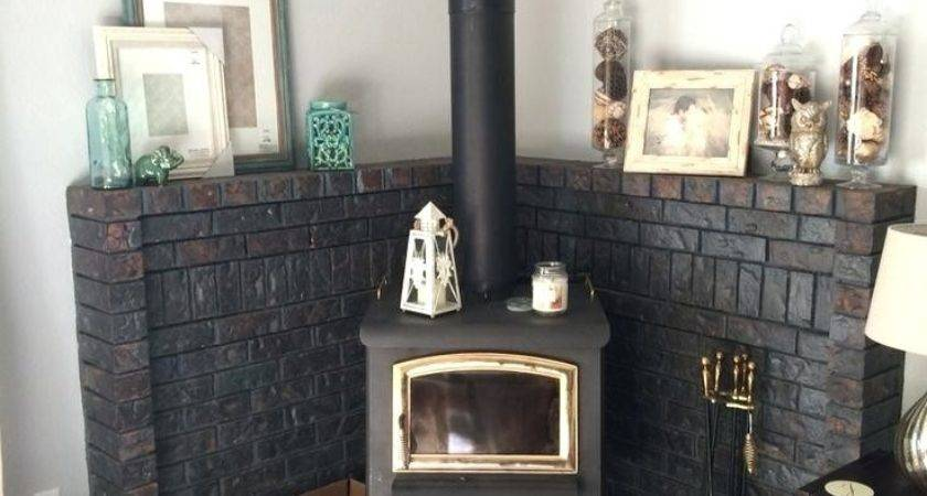 Wood Stove Heat Shield Ideas April Piluso