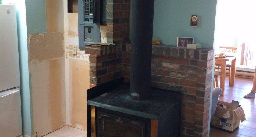 Wood Stove Heat Shield Ideas Victoria Flue Guru