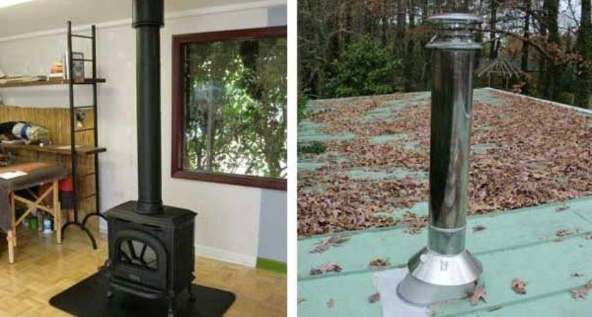 Wood Stove Installations Chapel Hill Burlington
