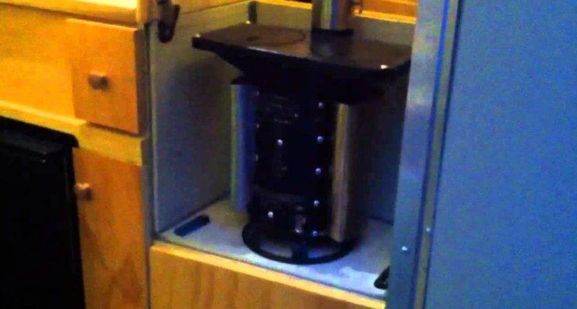 Wood Stove Tiny House Off Grid Heating Propane