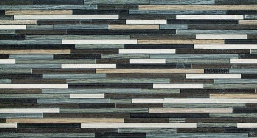 Wood Strips Wall Home Design