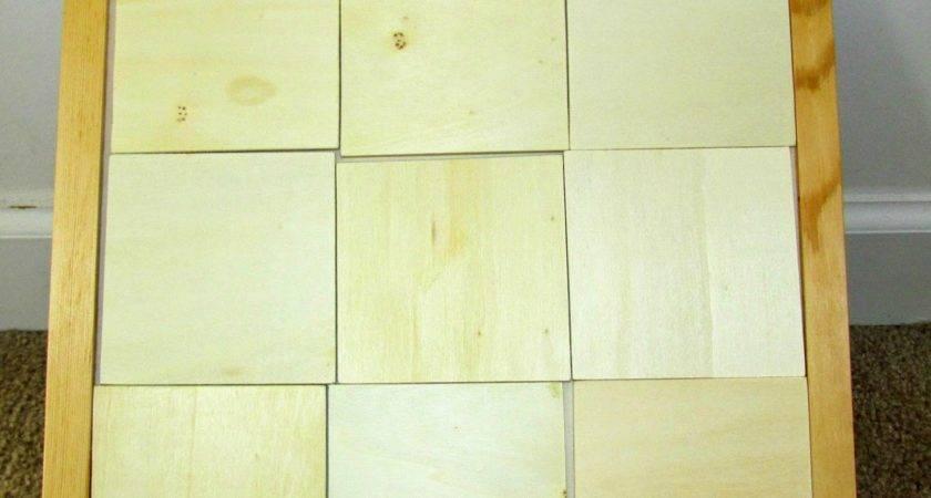 Wood Tile Board Design Ideas