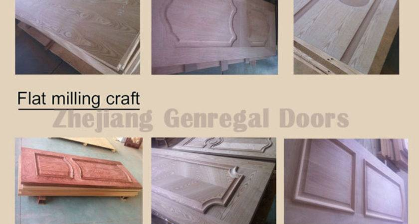 Wood Veneer Painting Flush Door Certificate Buy