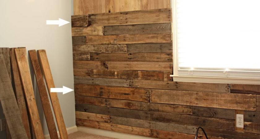 Wood Wall Pallet Parete Legno Hackers