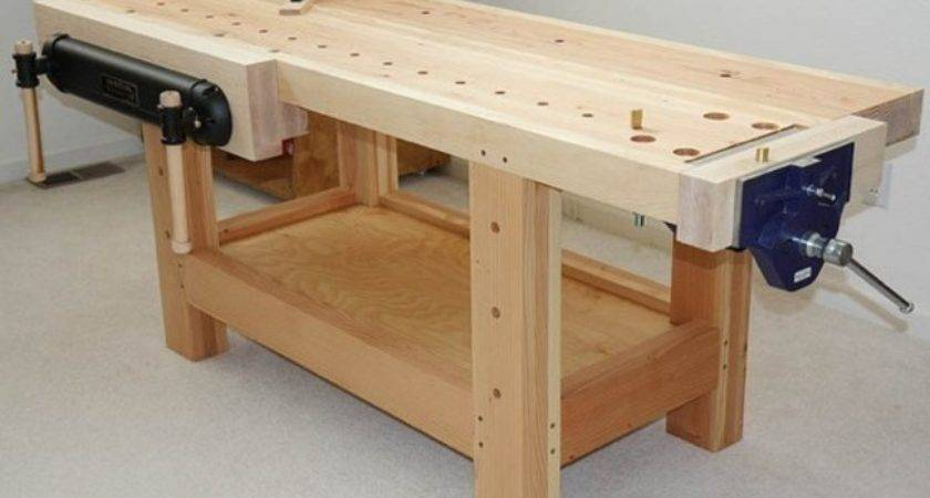 Wood Working Bench Woodworking Projects Plans