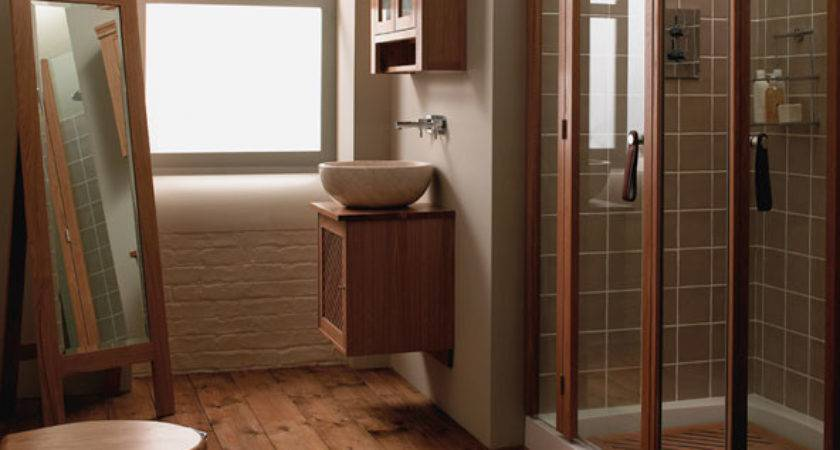Wood Your Bathroom Why Not
