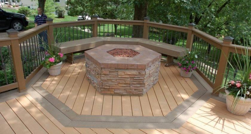 Wooden Decks Small Jbeedesigns Outdoor