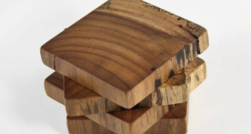 Wooden Palate Left Bank