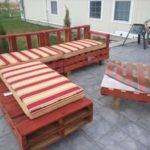 Wooden Pallet Bench Your Backyard Pallets Designs