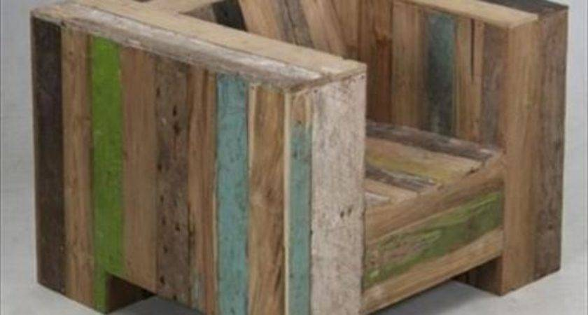 Wooden Pallets Chairs Plans Designs