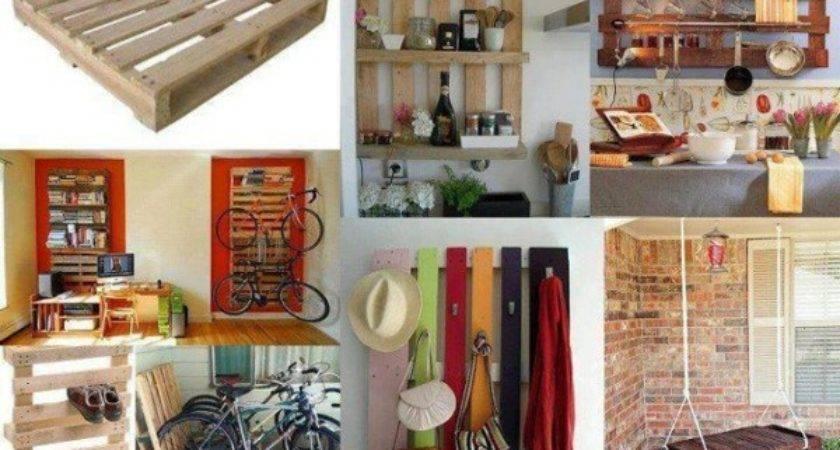 Wooden Pallets Idea Diy Craft Find Fun Art