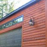 Wooden Siding Repair Rock Stone House Remodeling