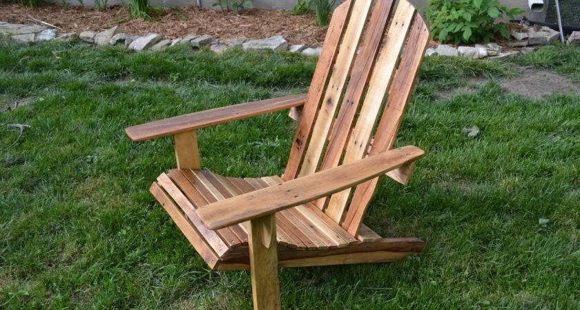 Woodwork Build Adirondack Chair Pallet Pdf Plans