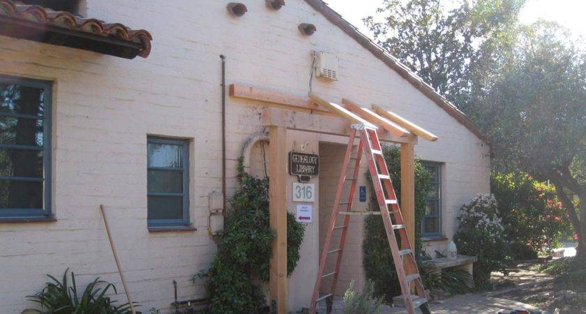 Woodwork Build Wood Awning Over Door Pdf Plans