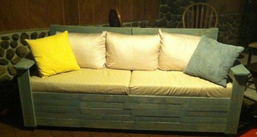 Woodwork Build Wood Couch Pdf Plans