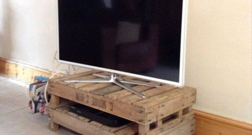 Woodwork Diy Pallet Stand Plans Pdf