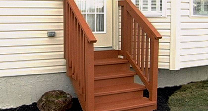 Woodwork Outdoor Stair Plans Pdf