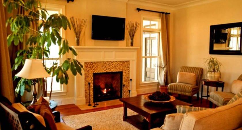 Work Decor September Living Room
