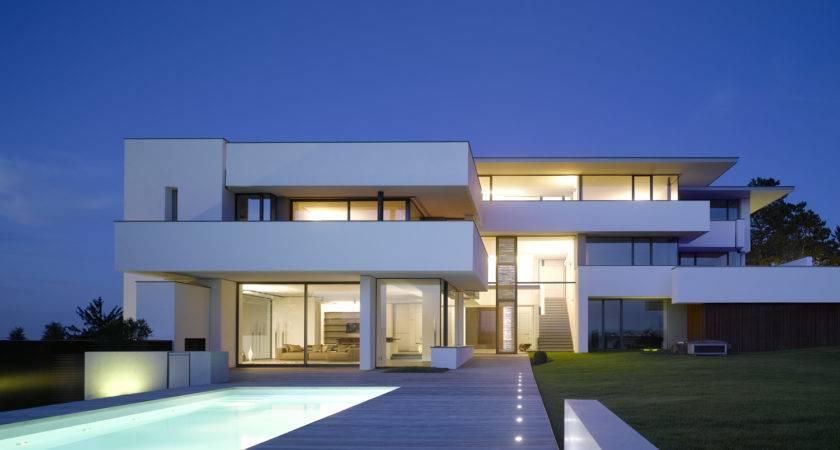 World Architecture House Oberen Berg Alexander