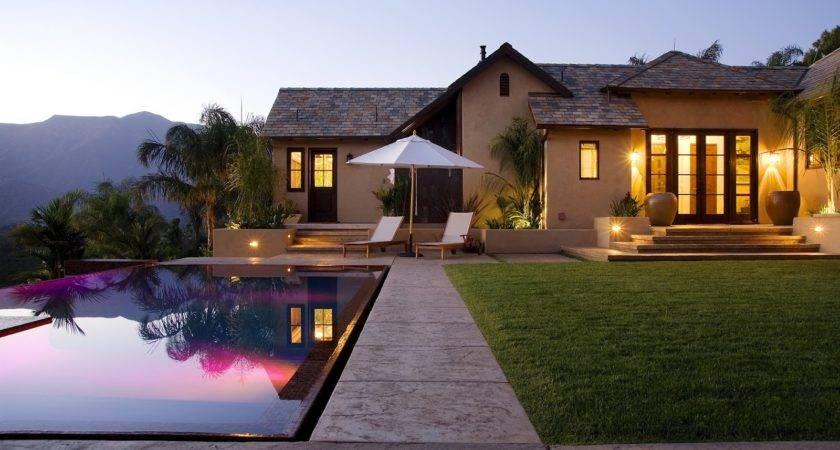World Architecture Ojai Valley Hilltop Compound