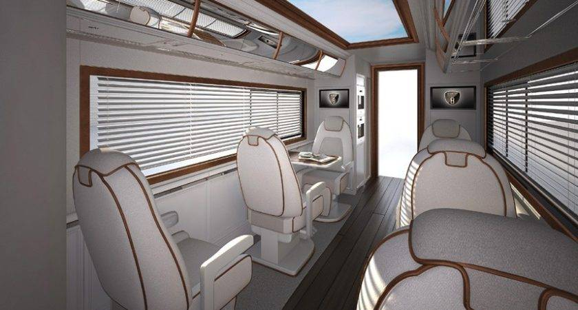 World Most Expensive Motorhome Million
