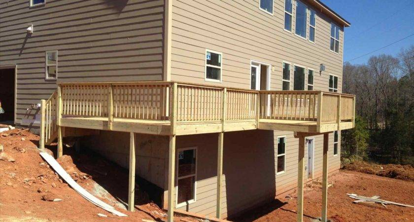 Wrap Around Deck Arch Dsgn