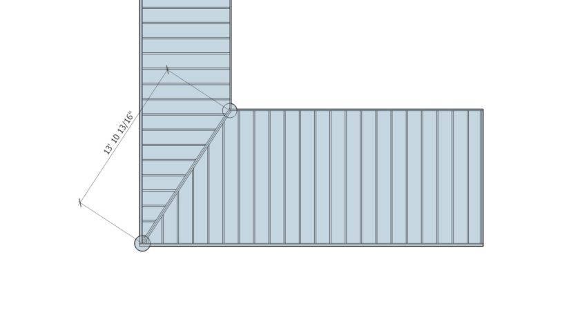 Wrap Around Deck Plans House