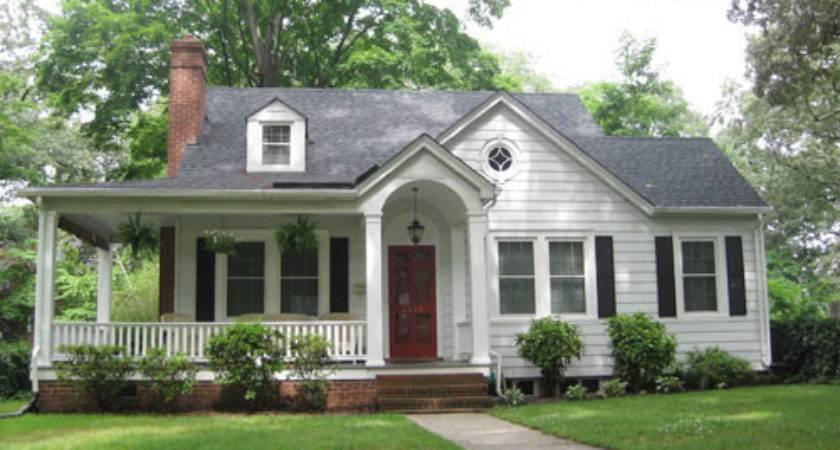 Wrap Around Porch Small House Decorators