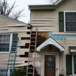 Wrong Way Install Siding Your Charleston Rental