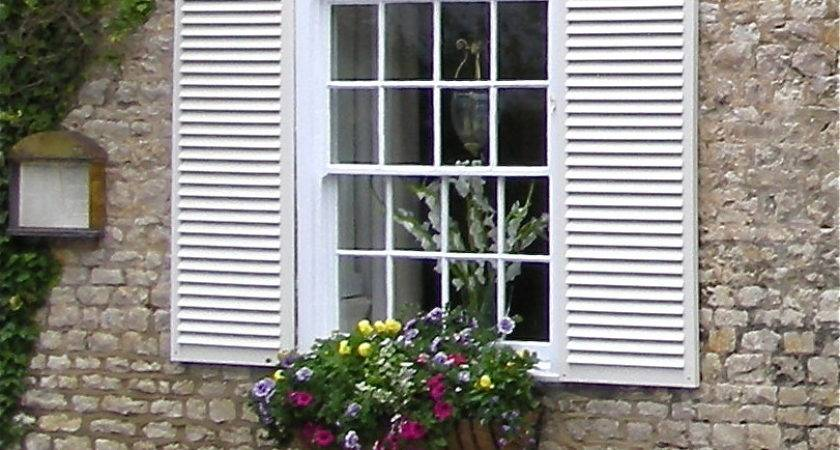Wrought Iron Exterior Shutters Windows Home Ideas