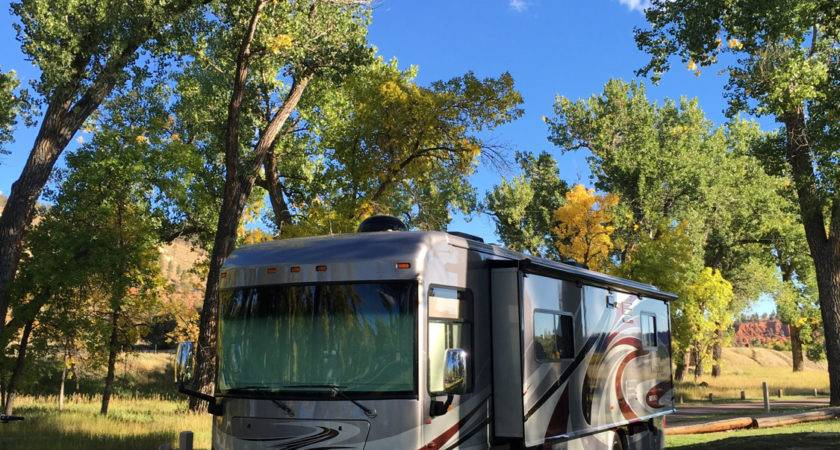 Wyoming Parks Rvparking