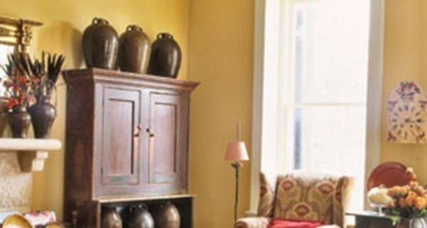 Yellow Color Your Interior Design
