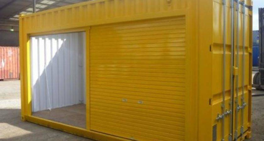 Yellow Flat Pack Modular Homes Temporary Mobile Housing