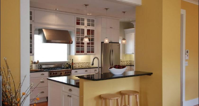 Yellow Kitchen Ideas Room Design