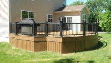 Your Deck Options Railing Lighting
