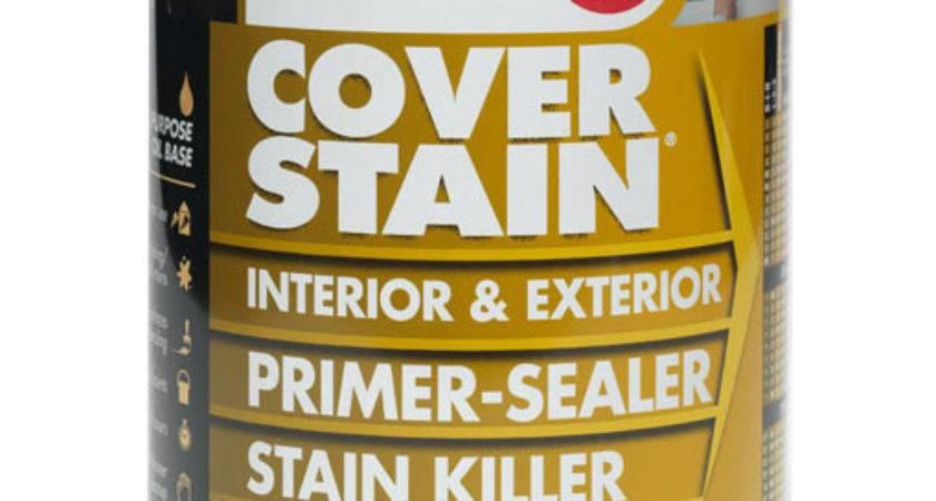 Zinsser Cover Stain Primer Sealer Killer Wilson