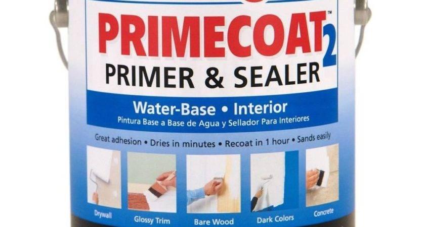 Zinsser Gal White Primecoat Water Interior Primer